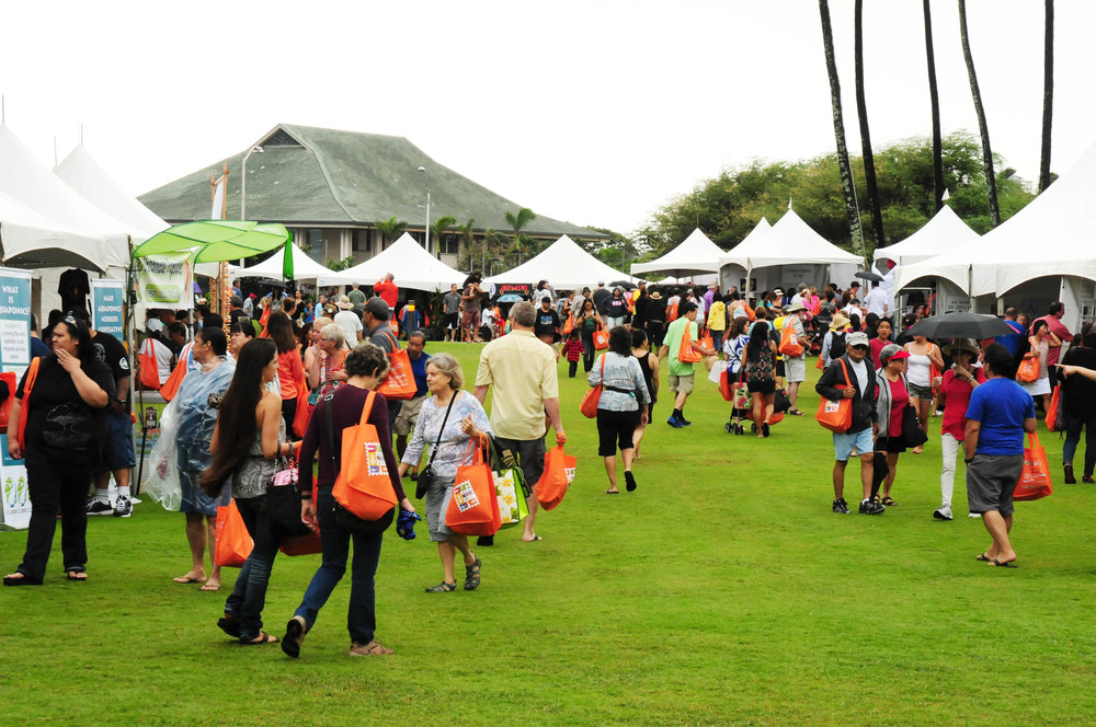 Each year, the Made in Maui County Festival attracts thousands of residents and visitors for a full day of shopping and fun activities.
